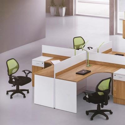 河北盛朗职员办公桌 组合电脑桌10