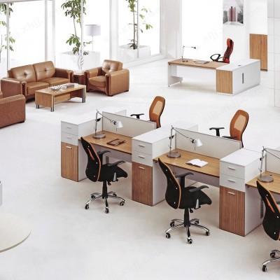 河北盛朗职员电脑桌 屏风办公桌08