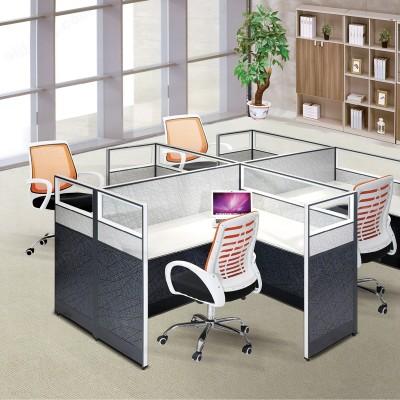 河北盛朗屏风工作位 职员电脑桌03