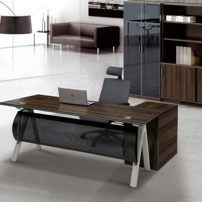 板式主管桌 简约时尚老板台11