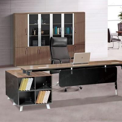 高档总裁桌 经理办公电脑桌02