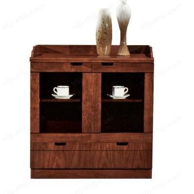 河北盛朗油漆板式茶水柜矮柜10