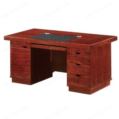 河北盛朗实木贴皮电脑办公桌19