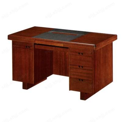 河北盛朗实木办公桌 小班台17