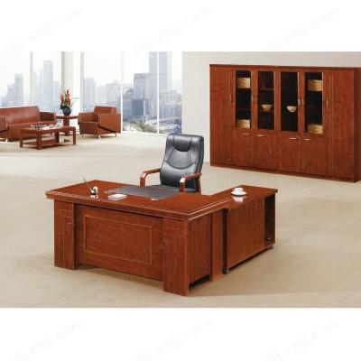 油漆大班台 豪华气派办公桌08