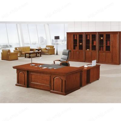 经理老板台 新款大班桌07
