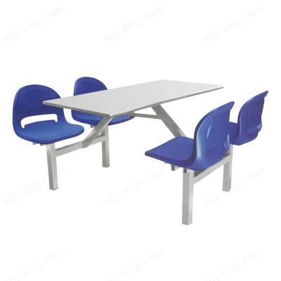 河北盛朗快餐桌椅 校用餐桌椅12