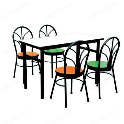 河北盛朗食堂员工餐桌椅08