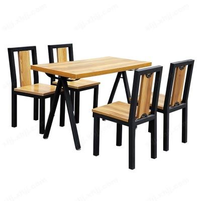 河北盛朗长方形小户型家用饭桌02