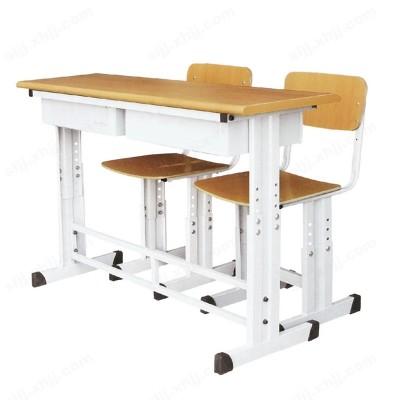 河北盛朗简多层胶合板双人桌椅14