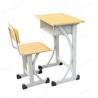 河北盛朗K字形学生桌椅 单人课桌椅12