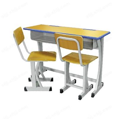 河北盛朗双人学校辅导班课桌椅07