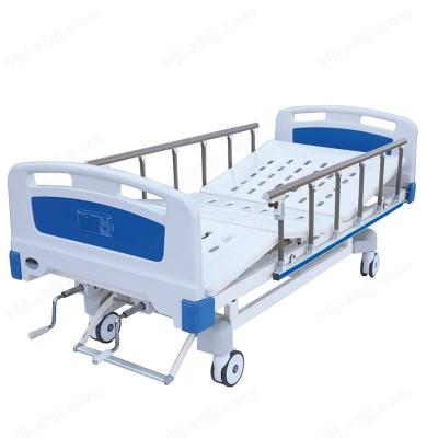 ABS床头医用床 家用多功能护理床02