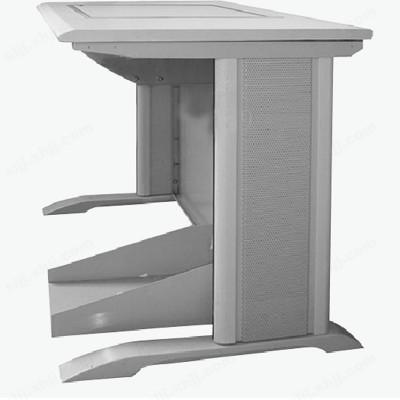 河北盛朗多媒体翻板式电脑桌02
