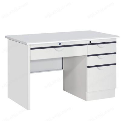 河北盛朗加厚钢制电脑桌 铁皮桌08