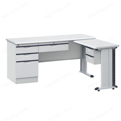 河北盛朗职员电脑桌 钢制办公桌05