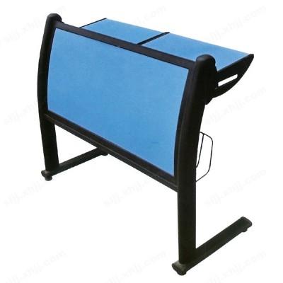 河北盛朗多媒体阶梯椅 羊角型排椅06