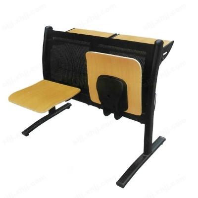 阶梯教室课桌椅 连排座椅03