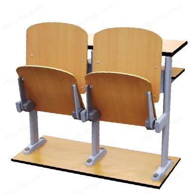 双层写字板排椅 固定式阶梯排椅01