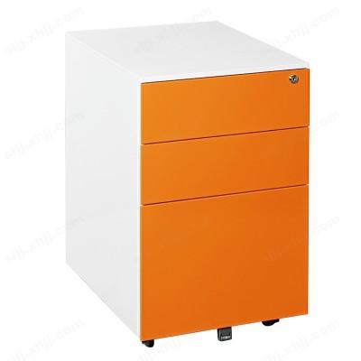 河北盛朗铁皮柜文件柜 移动矮柜03