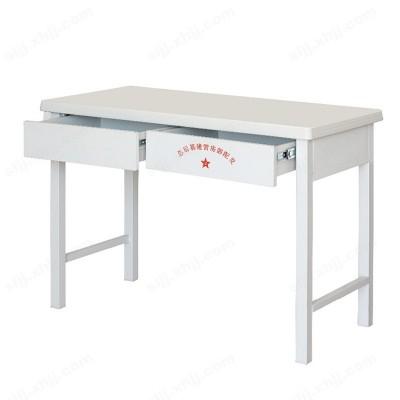 河北盛朗灰白桌椅 战士学习椅07