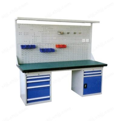 河北盛朗抽屉式维修台 挂板工作桌02