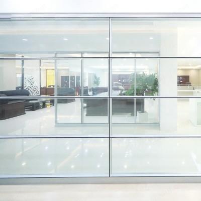 河北盛朗办公室隔断墙 玻璃隔断墙01