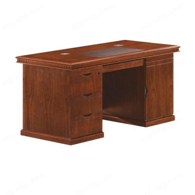 河北盛朗实木职员桌 实木办公桌20