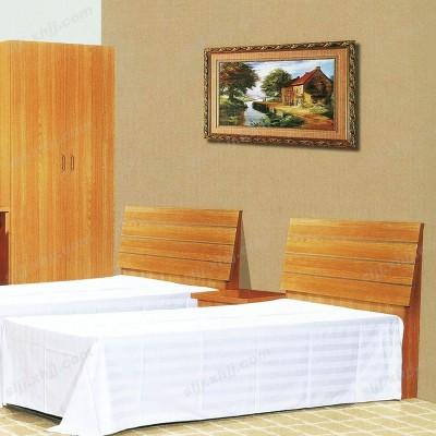 天津板式酒店卧室家具组合12