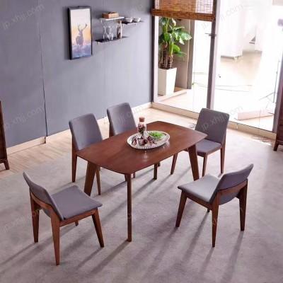 香河酒店家具餐桌实木欧式餐桌椅