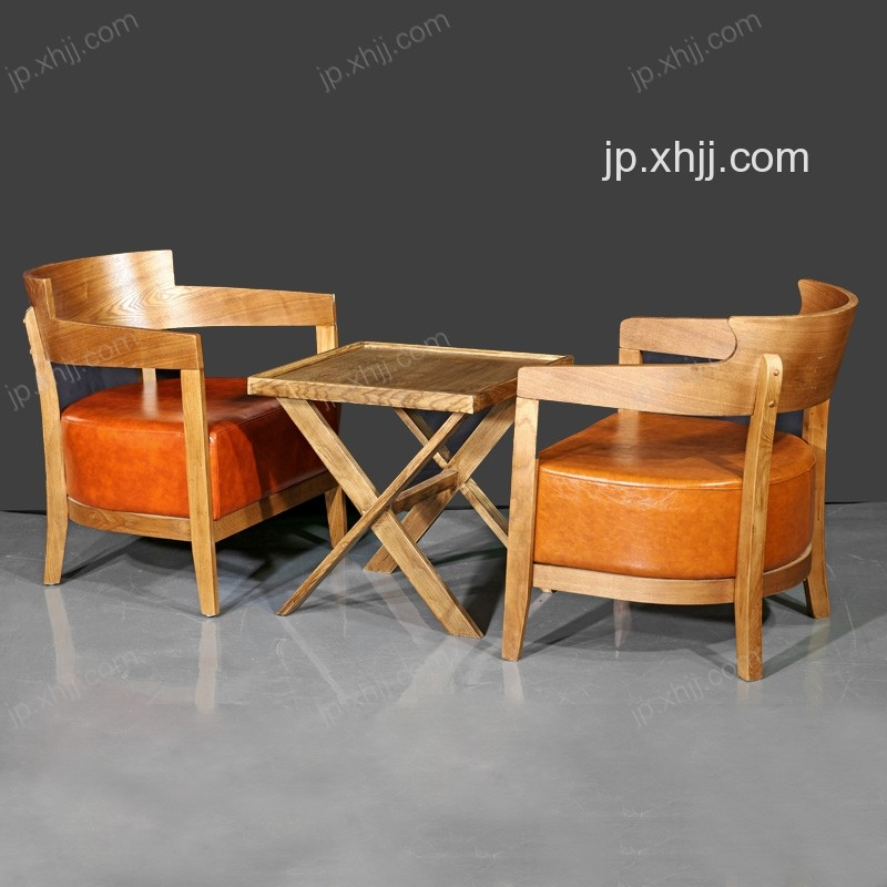 香河全实木餐桌长方形餐桌