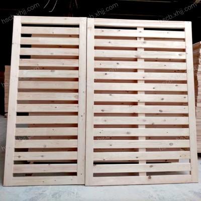 香河全实木床板 1.5米床板1.8米双人床板