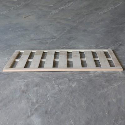 香河透气加厚实木床架排骨架