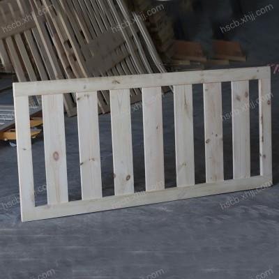 香河恒顺实木床铺板 单双人实木排骨板 全实木床板