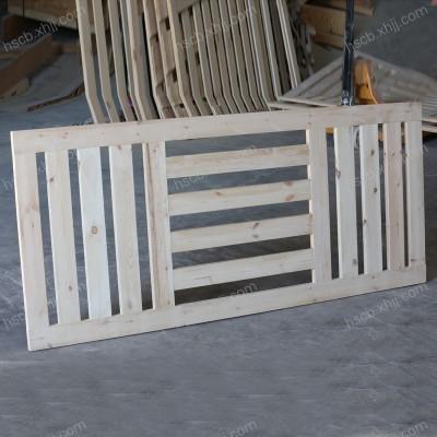 香河恒顺实木床板 单人环保透气实木排骨板