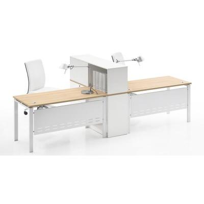 派格 办公桌 职员桌 员工位 电脑桌02
