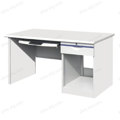 北京钢制工作台书桌电脑台员工桌