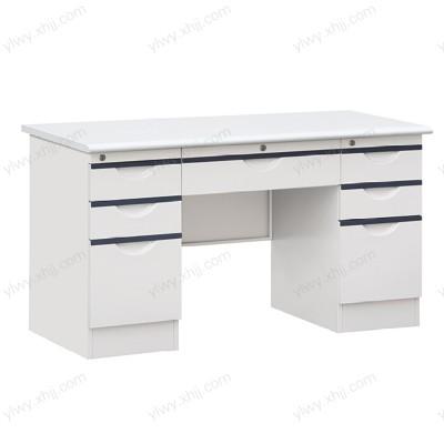 北京职员办公桌铁皮电脑桌
