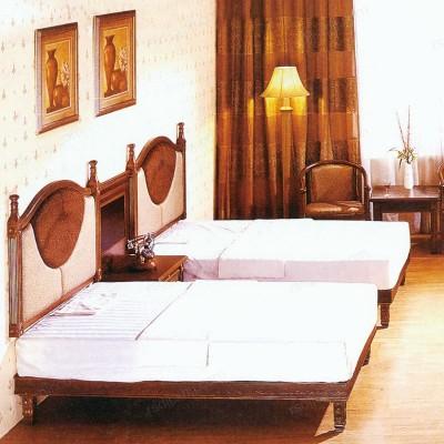 香河高档星级酒店美式套装家具 全套均可定制07