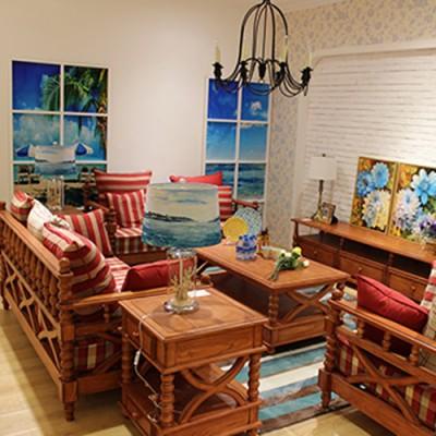 天津餐桌椅组合现代简约大理石餐桌