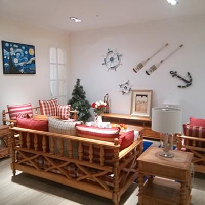 天津沙发客厅整装现代简约可拆洗沙发