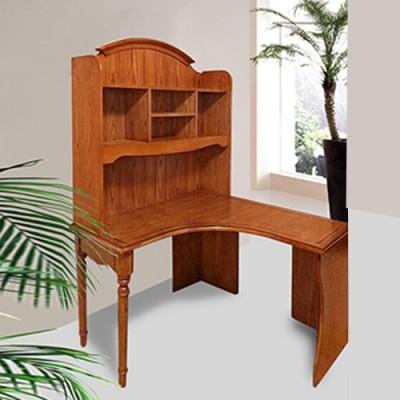 天津书桌书架组合书柜一体
