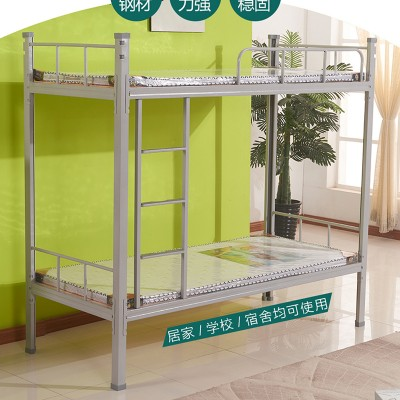 北京双层床高低床高低铺员工床学生床上下床08