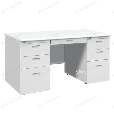 北京云龙伟业钢制办公桌 电脑桌
