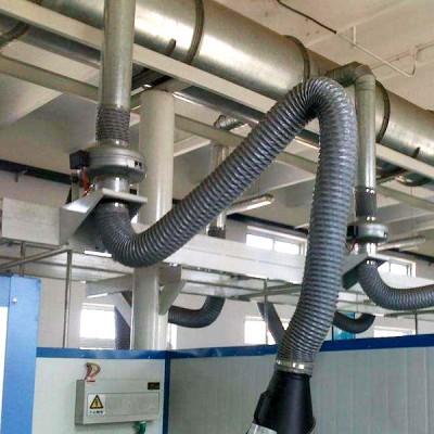 焊烟除尘净化系统