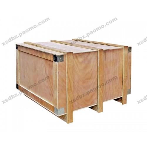 香河新盛达免熏蒸箱子 出口外贸实木包装箱