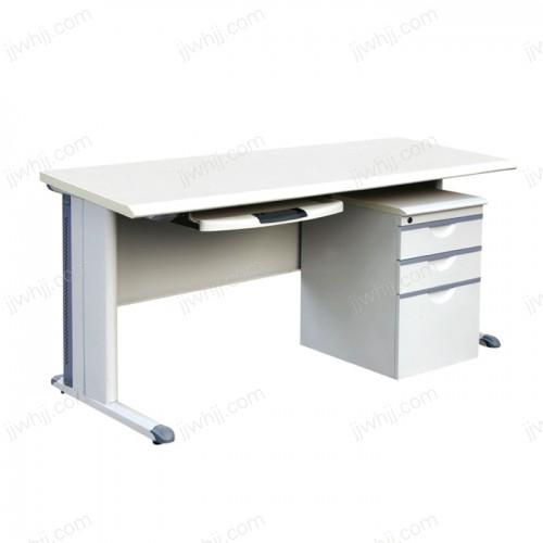 钢制办公桌  06