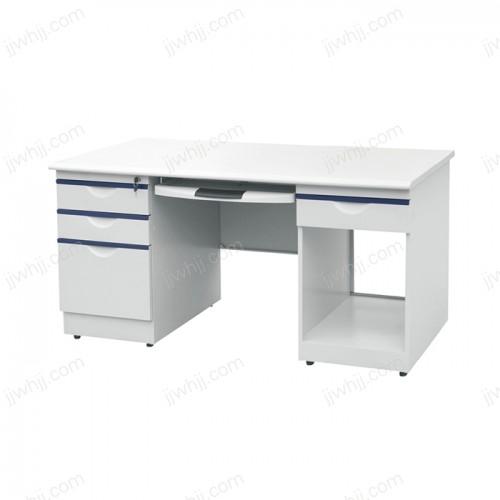 钢制办公桌  03