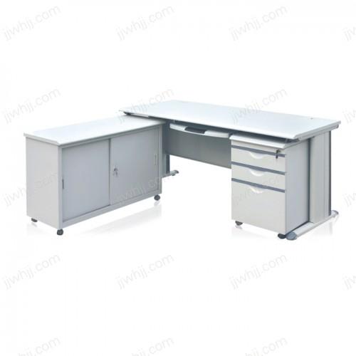 钢制办公桌  02