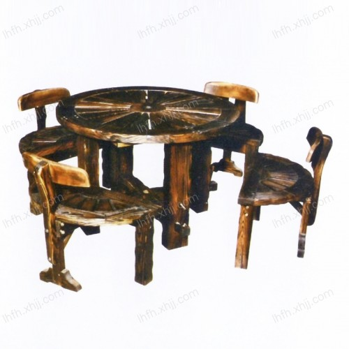 实木餐桌12